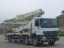 Zoomlion ZLJ5440THBK concrete pump truck