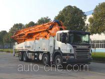 Zoomlion ZLJ5440THBS concrete pump truck