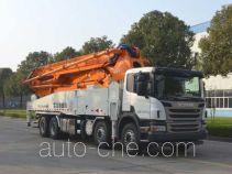 中联牌ZLJ5440THBS型混凝土泵车