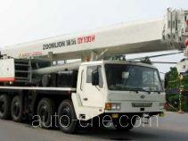 Puyuan  QY100H ZLJ5540JQZ100H truck crane