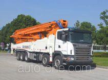中联牌ZLJ5540THBS型混凝土泵车