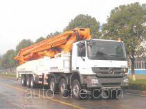 中联牌ZLJ5640THBB型混凝土泵车