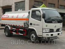 Shuangda ZLQ5060GJYA fuel tank truck