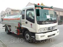 Shuangda ZLQ5138GHY chemical liquid tank truck