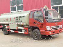 Shuangda ZLQ5150GJY fuel tank truck