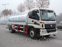 Shuangda ZLQ5161GSS sprinkler machine (water tank truck)