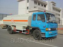 Shuangda ZLQ5166GHY chemical liquid tank truck
