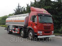 Shuangda ZLQ5251GJYC fuel tank truck