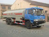 Shuangda ZLQ5257GHY chemical liquid tank truck