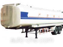 双达牌ZLQ9260GYYA型运油半挂车