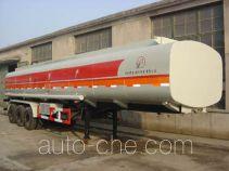 双达牌ZLQ9323GYY型运油半挂车