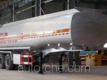 双达牌ZLQ9350GYY型运油半挂车