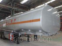 双达牌ZLQ9351GYY型运油半挂车