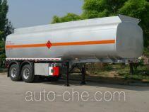 双达牌ZLQ9352GYY型运油半挂车