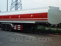 双达牌ZLQ9400GYY型运油半挂车