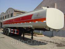 双达牌ZLQ9401GYY型运油半挂车