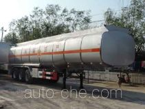 Shuangda ZLQ9406GRY flammable liquid tank trailer