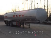 Shuangda ZLQ9406GYS liquid food transport tank trailer