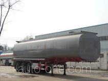Shuangda ZLQ9407GRHA lubricating oil tank trailer