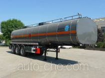 Shuangda ZLQ9409GRYA flammable liquid tank trailer