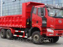 Zhaolong ZLZ3250JZX dump truck