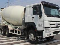 Zhaolong ZLZ5251GJB1 concrete mixer truck