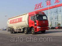Zhaolong ZLZ5310GFL low-density bulk powder transport tank truck