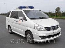 东风牌ZN5020XJHV1K型救护车