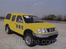 Nissan ZN5021XKCD2G investigation team car