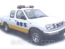 Nissan ZN5021XKCU2G investigation team car