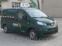 Nissan ZN5021XYZV1A4 postal vehicle