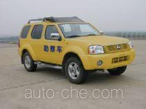 Nissan ZN5022XKCWAG investigation team car