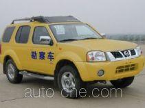 Nissan ZN5022XKCWAD investigation team car