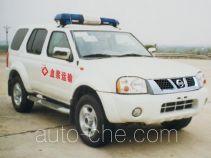 Nissan ZN5022XXJWAD blood plasma transport medical car