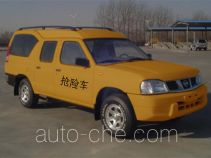 Nissan ZN5024TQXH2G4 emergency vehicle