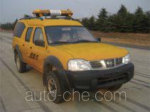 Nissan ZN5024TQXHBG4 emergency vehicle