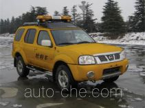 Nissan ZN5024TQXWAG4 emergency vehicle