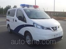 Nissan ZN5024XJQV1A5 police working dog transport truck