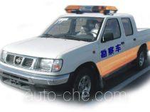 Nissan ZN5031XKCT2G investigation team car