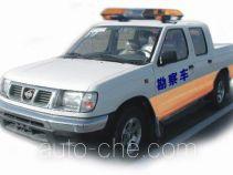 Nissan ZN5031XKCU2G investigation team car