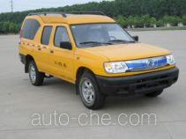 Dongfeng ZN5036XGCH2YBEV electric engineering works car