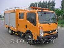 Nissan ZN5041TSJB5Z forest rescue vehicle