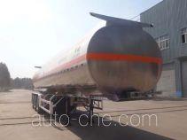 Minghang ZPS9402GYY aluminium oil tank trailer