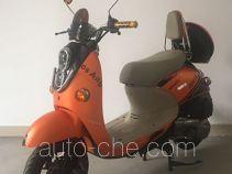 众汽牌ZQ125T-13型踏板车