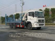 Changqi ZQS5250JSQDF truck mounted loader crane