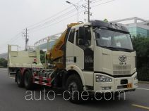 Changqi ZQS5251TQPF5 gas cylinder transport truck