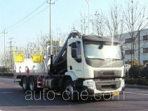 Changqi ZQS5261TQP gas cylinder transport truck