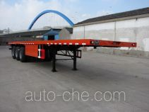 Changqi ZQS9380P flatbed trailer