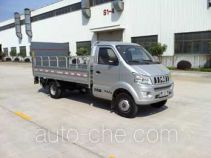 Zhongqi ZQZ5030CTY trash containers transport truck