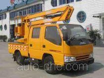 Zhongqi ZQZ5030JGKF aerial work platform truck
